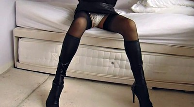 Upskirts, Nylon stockings