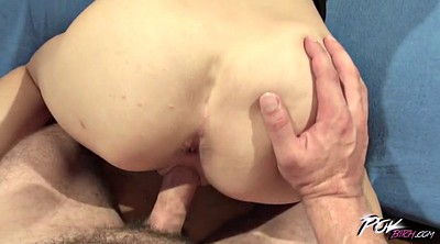 Young anal, First anal