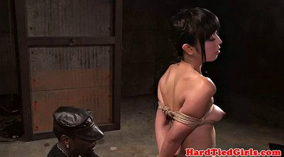 Asian bdsm, Asian tied