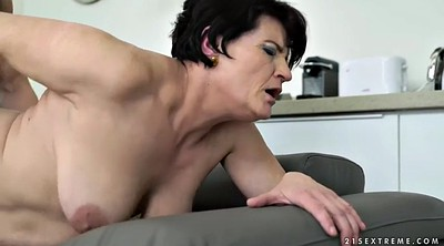 Dolly, Short hair, Fat granny, Fat mature, Fat pussy