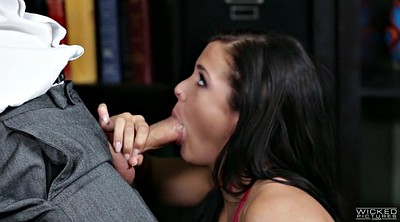 Office, Ball, Long cock, Sucking balls, Keisha
