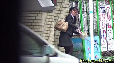 Japanese public, Asian pee, Japanese voyeur, Public asian, Public pee, Japanese peeing