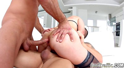 Swallow, First time anal