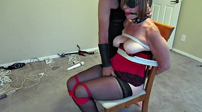Mature bdsm, Chair, Bdsm mature