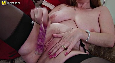Mother, Mature big ass, Big tits granny