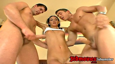 Gwen, Anal foursome