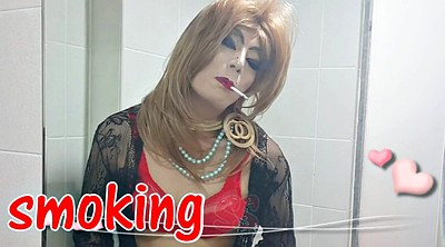 Smoking, Bisexual, Sissy