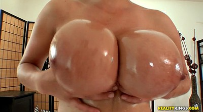 Oil milf, Piercing pussy, Katerina