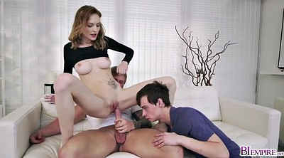 Daddy, Threesome, Dad anal, Step anal, Claire