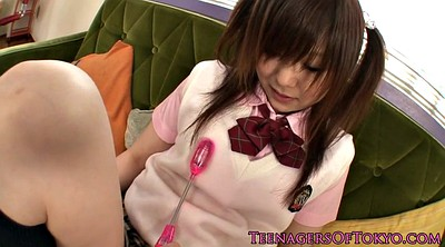 Footjob, Doggy, Schoolgirl, Japanese schoolgirl, Socks, Japanese schoolgirls