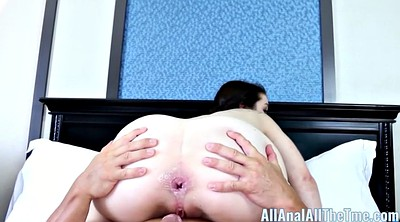 Creampie granny, Old anal