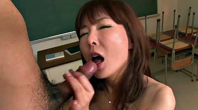 Teacher, Japanese teacher, Nylon, Teacher student, Japanese gangbang, Japanese nylon