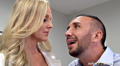 Julia ann, Ejaculation