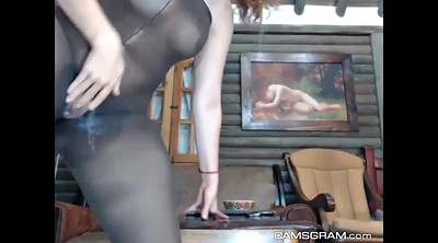 Squirting, Ginger, Webcam squirt, Milf squirting