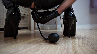Latex anal, Butt plug