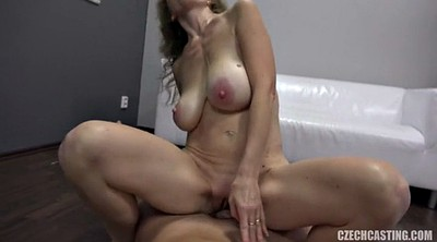 Mature amateur, Casting mature