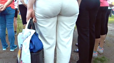 Pant, Big ass milf, Big ass mature
