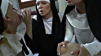 Chastity, Uniform, Nuns, Shitting, Anal bdsm, Chastity lynn