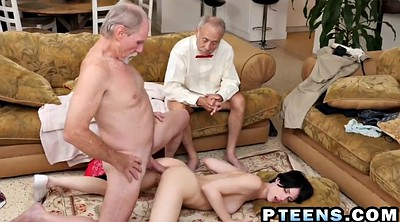 Granny anal, Tight, Old guy, Young anal, Granny asshole