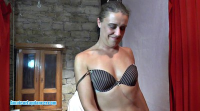 Sexy lingerie, Horny wife