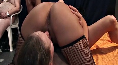 Anal party