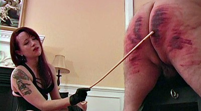 Spanked, Caning, Lesson