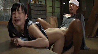 Japanese deep throat, Asian handjob