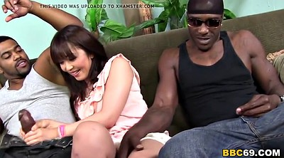 Marica hase, Asian blacked