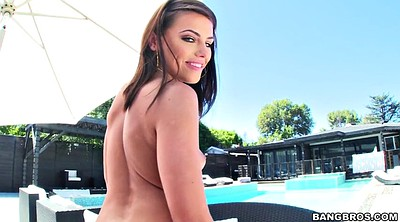 Adriana chechik, Adriana, Oiled ass