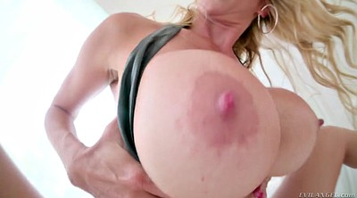 Bra, Leather, Alexis fawx