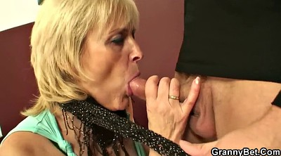 Young milf, Granny mature