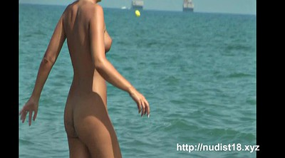 Beach nudist, Hidden cam, Nudism