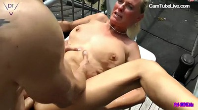 Balcony, Amateur gangbang, Watches