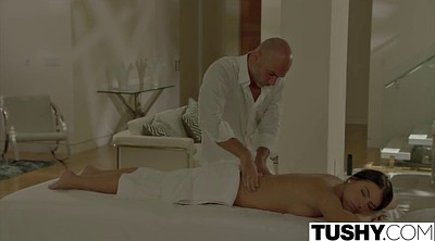 Massage wife, Massage anal
