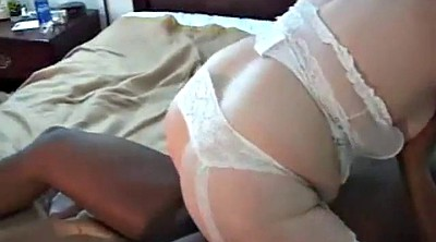 Bbw bbc, White stockings