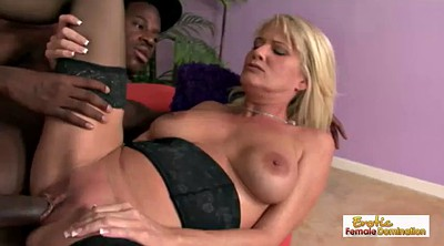 Young, Black mom, Young mom, Old mom, Bridget, Bdsm mature