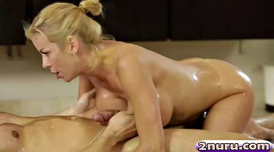 Alexis fawx, Steele, Busty massage