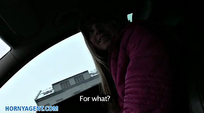Jenna, Fuck in car
