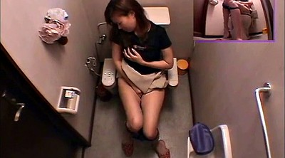 Bathroom, Japanese voyeur, Japanese bathroom