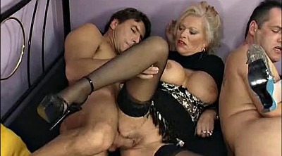 Retro, Big tits german, Retro big tits, German retro, Vintage milf