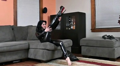 Boot, Catsuit, Hh, Hannah
