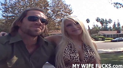 Wife watch, Porno star