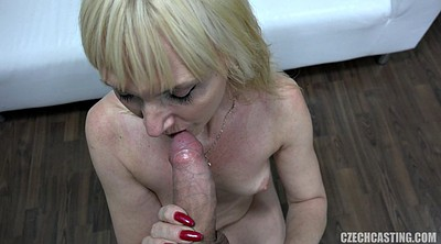 Anal mature, Anal casting