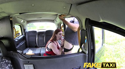 Fake taxi, In ass
