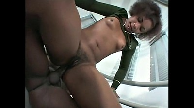 Ebony ass, Train
