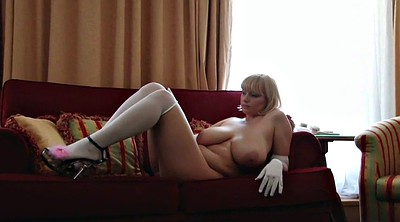 Stockings, Hairy mature