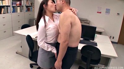 Japanese office, Asian office, Affair, Office sex, An affair