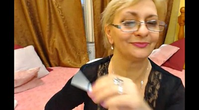Hungarian, Webcam mature