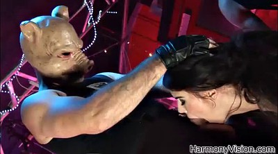 Megan coxxx, Mask, Glory hole, Pig, Megan