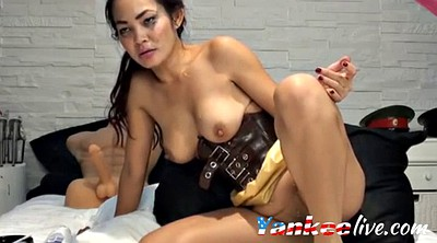 Anal solo, Webcam anal solo